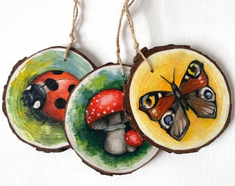 Hand-painted Wall Hanging Decorations
