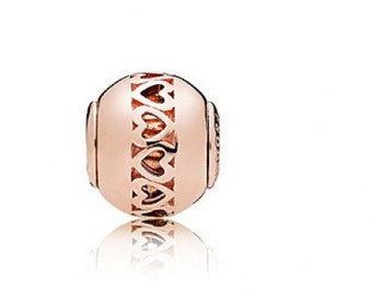 Authentic Pandora Rose CARING Essence Collection Charm