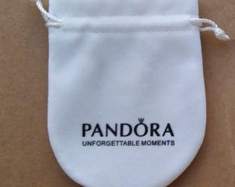 6ccee6333 Pandora Anti Tarnish Gift Pouch for Bracelet, Rings, Earrings, Charms etc  FREE SHIPPING for each additional one