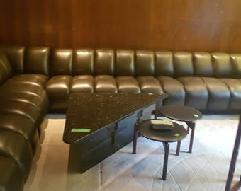 De Sede Sectional  Sofa