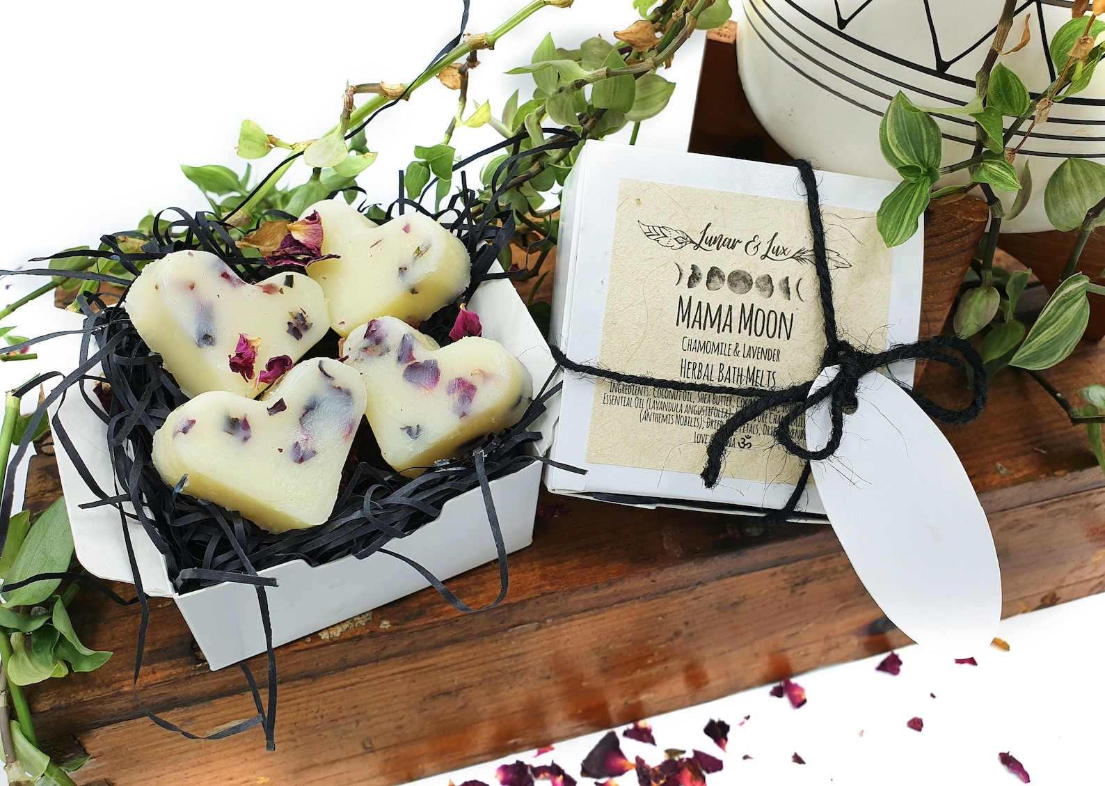 Vegan Bath Melts
