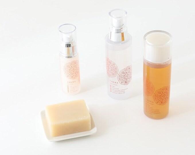 Skin Serum made of Sake