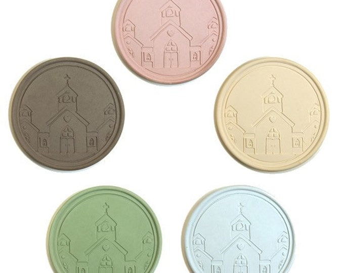 Coaster made of roof tile clay from Okinawa | Made In Japan | Chapel