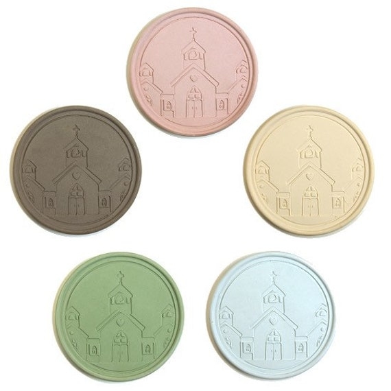 Coaster made of roof tile clay from Okinawa   Made In Japan   Chapel