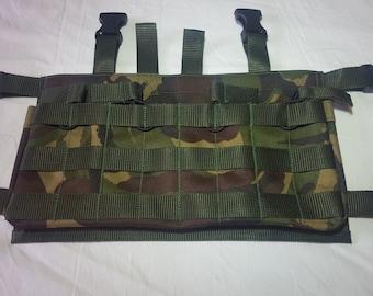 DANGER ZONE CUSTOMS M4 Chest/Belt rig (Camo patterns)