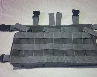 DANGER ZONE CUSTOMS M4 Chest/Belt rig (Solid colour)