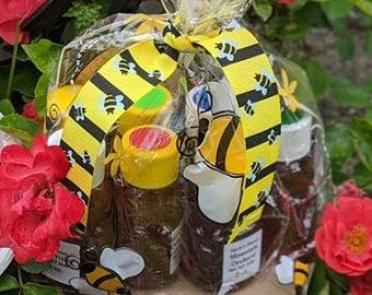 Herb's Honey Sample Pack - 7 honey extractions