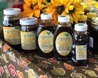 Mint Hill, North Carolina Honey