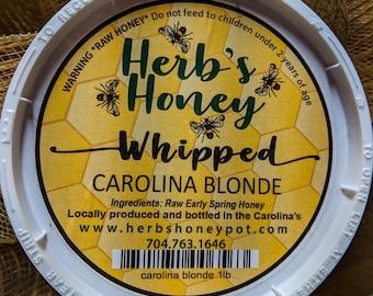 Whipped Honey