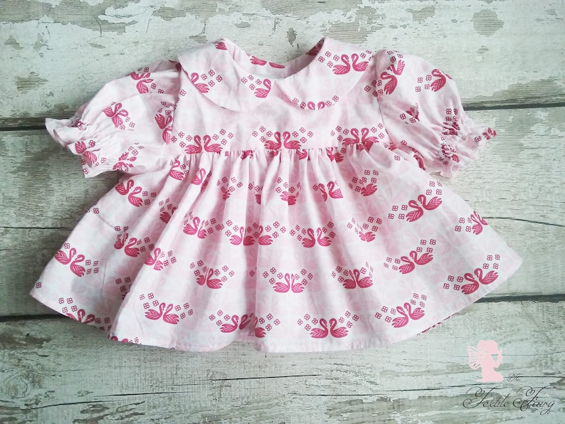 ef6c857466fb Vintage baby dress Pink baby dress Baby girl clothes
