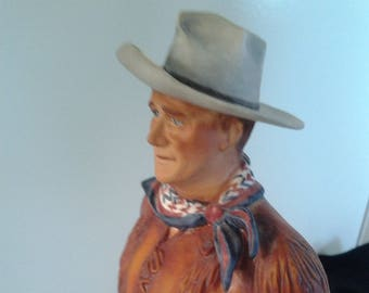 John Wayne, 'The Duke' by Franklin Mint