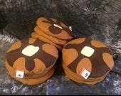 Pancake stack plush or prop