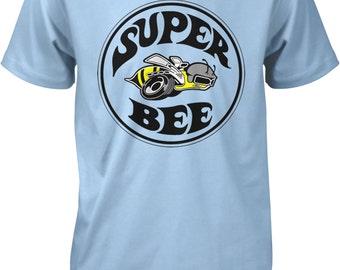 844dde49 Dodge Super Bee, Bumble Bee, Muscle Car Men's T-shirt, NOFO_00285