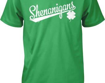 St Patricks T Shirt Etsy