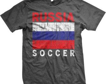 Russian flag shirt  ec7ba68da