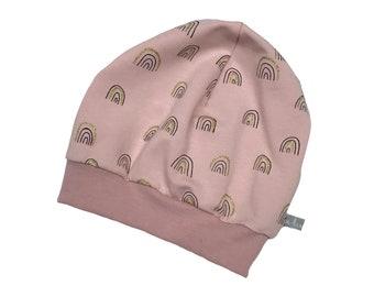 48e3431c1b2d0 Beanie Baby Kids   Rainbow Glitter Pink   Jersey Hat