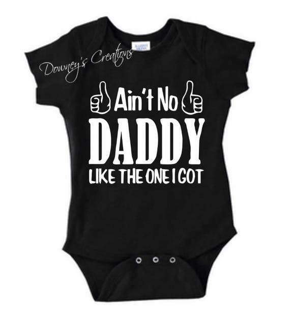 Aint No Papa Like The One I Got Toddler Short Sleeve Tee