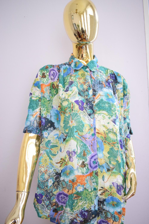 aeeb49570a48 80 s chemise, des années 1980 vêtements, des années s 80 chemise pour homme