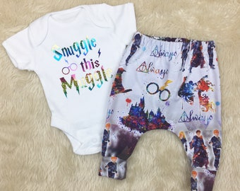 fee1ab128c6 Harry Potter Baby Outfit