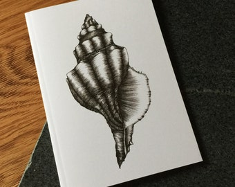 05f450884 Conch Shell Notebook