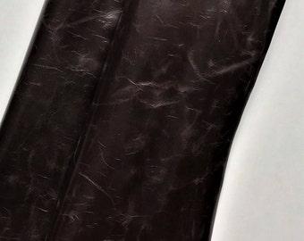spotted sand suede soft hand semiglossy 18 x 24 B8609-ST La Garzarara Italian leather