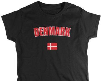 50def30c1 Bold Denmark Ladie s T-Shirt