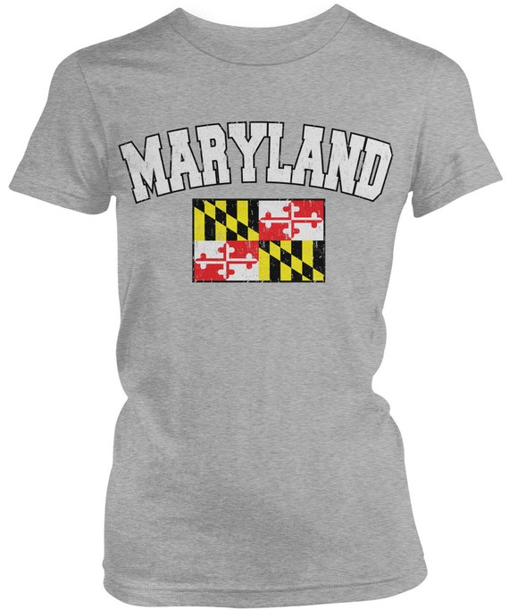 Amdesco State Flag of Maryland Toddler Sweatshirt