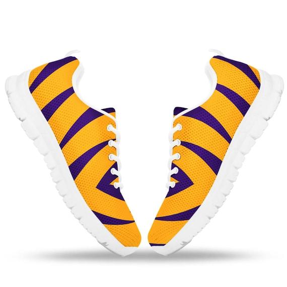 Tigres et course dames chaussures Tigres de or violet des pour les baskets tgOrvg