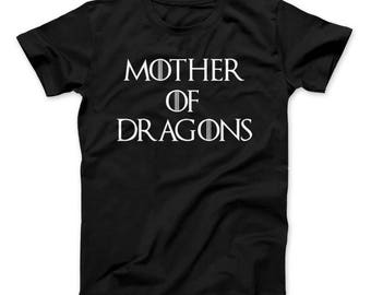 Mother Of Dragons Game Of Thrones Inspired Shirt For Fans