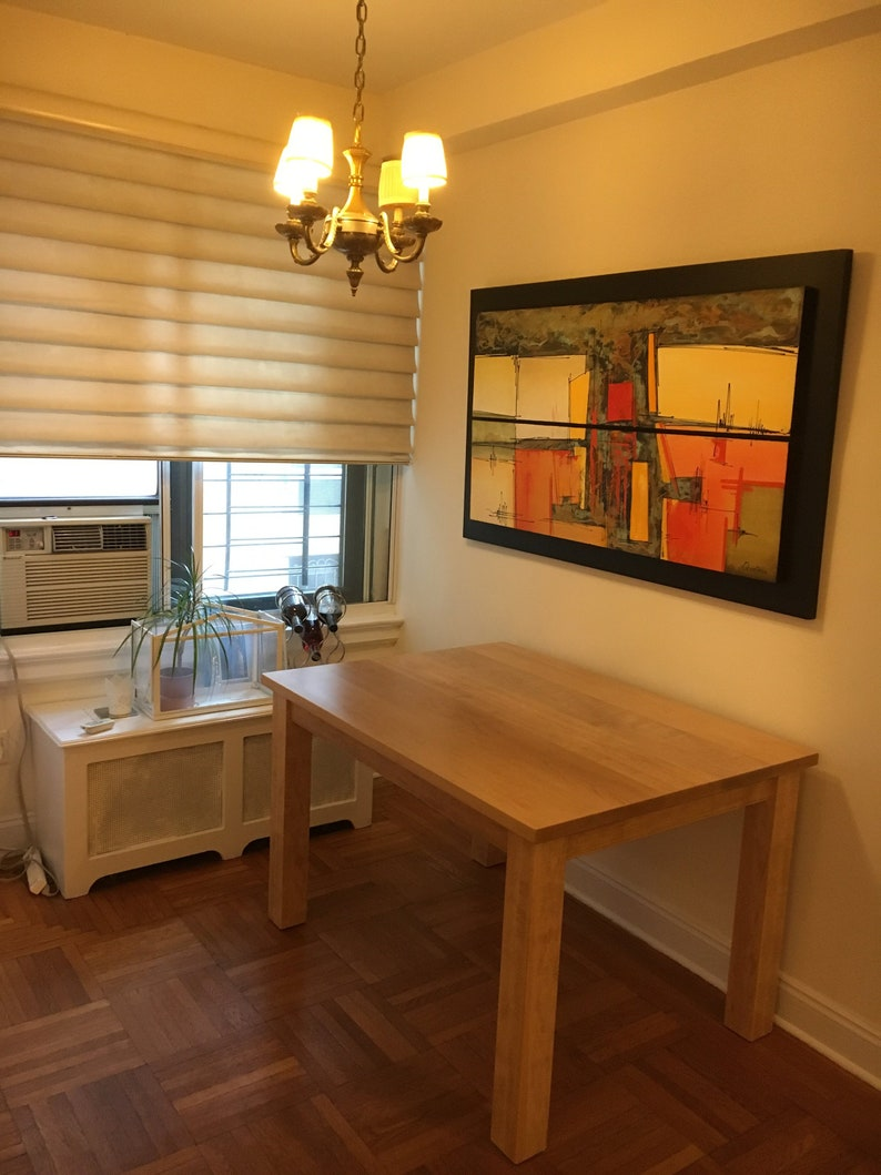 Maple Kitchen or Dining Table