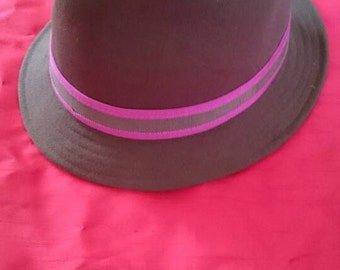 Retro Billy Boy trilby hat