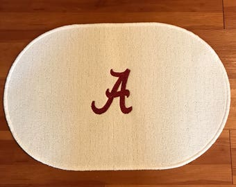 Alabama floor mat