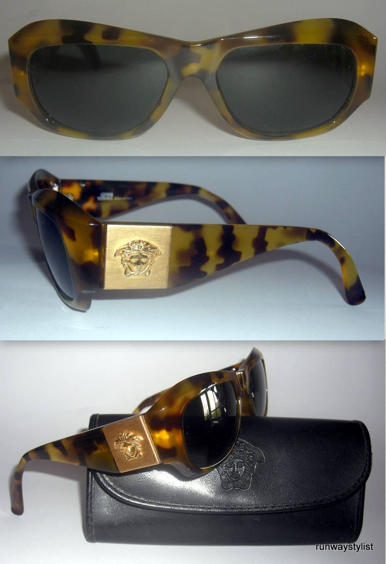 5315cefe5295 Gianni Versace Vintage Sunglasses. Gianni s Coveted S