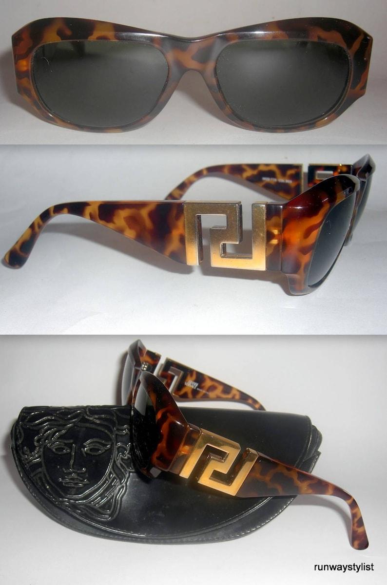 4a93168b0af2 Gianni Versace Vintage Sunglasses. Model T75. Vintage 1990s.