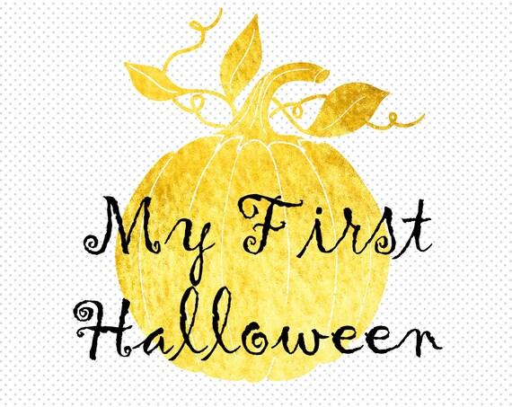My First Halloween Clipart, 1st Halloween Clip Art, Clipart Halloween, Clipart Halloween, Clip Art Halloween, First Halloween, 1st Halloween
