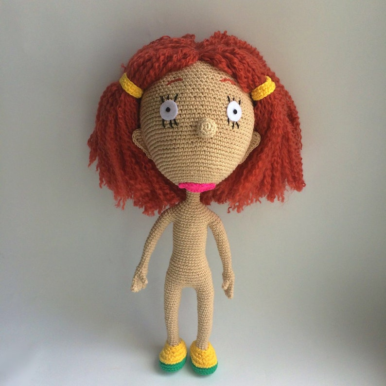 9f8be6ddb4b82 Ginger By As told by Ginger PDF CROCHET PATTERN Instant