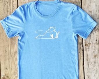 Virginia Fly Fishing Shirt