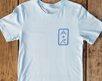 Mountain & Wave Shirt