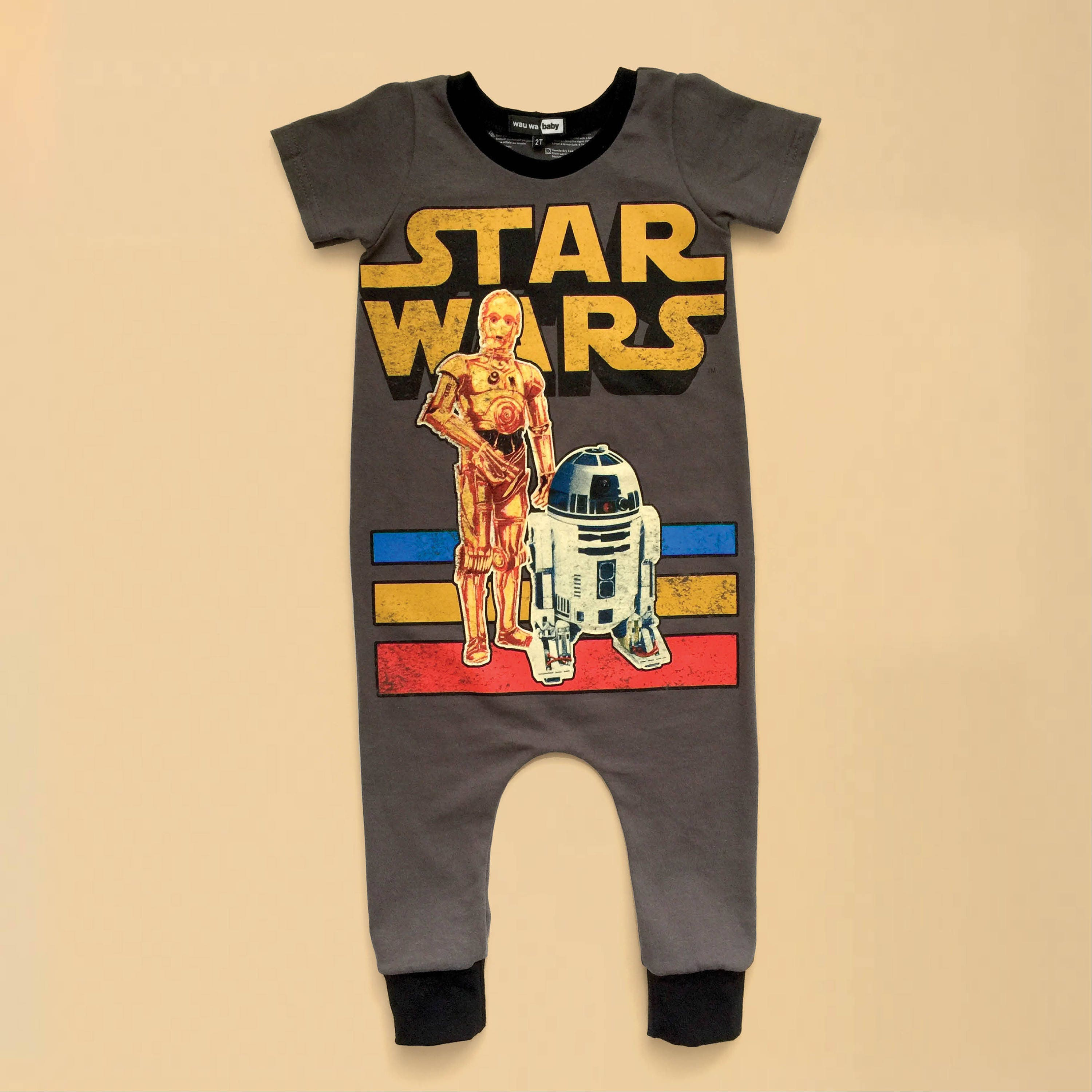 1d721ffabd4c Upcycled Star wars Harem Coverall