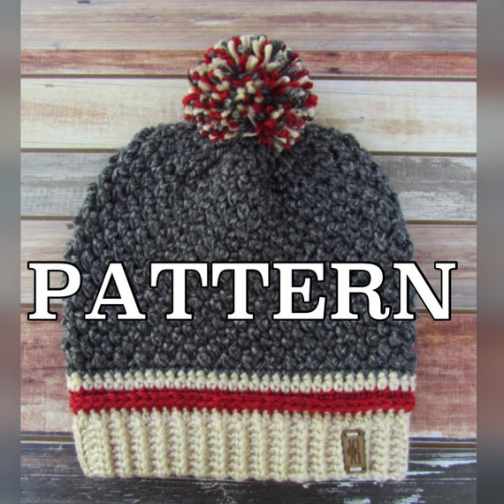 Buy 2 Get 1 Free...Coupon Code FREEPATTERN Crochet Slouchy  ffa6ed626d3
