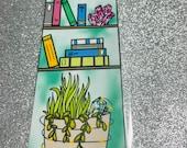 Succulent Magic Bookmark