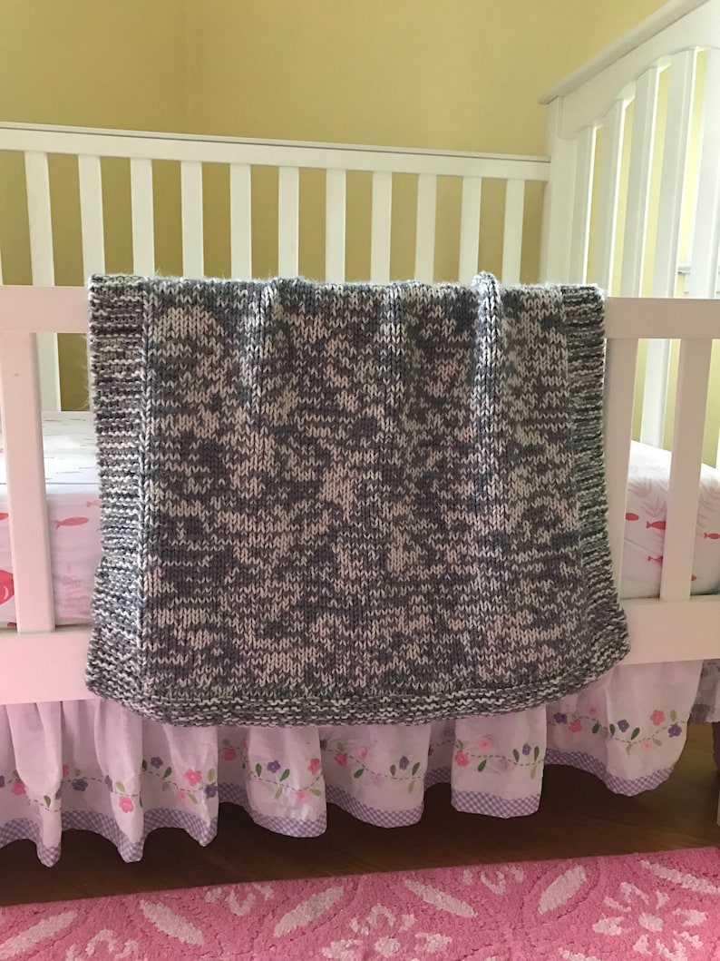 3c56cb3e6 Knit Baby Blanket Pattern Knitted Baby Blanket Patterns