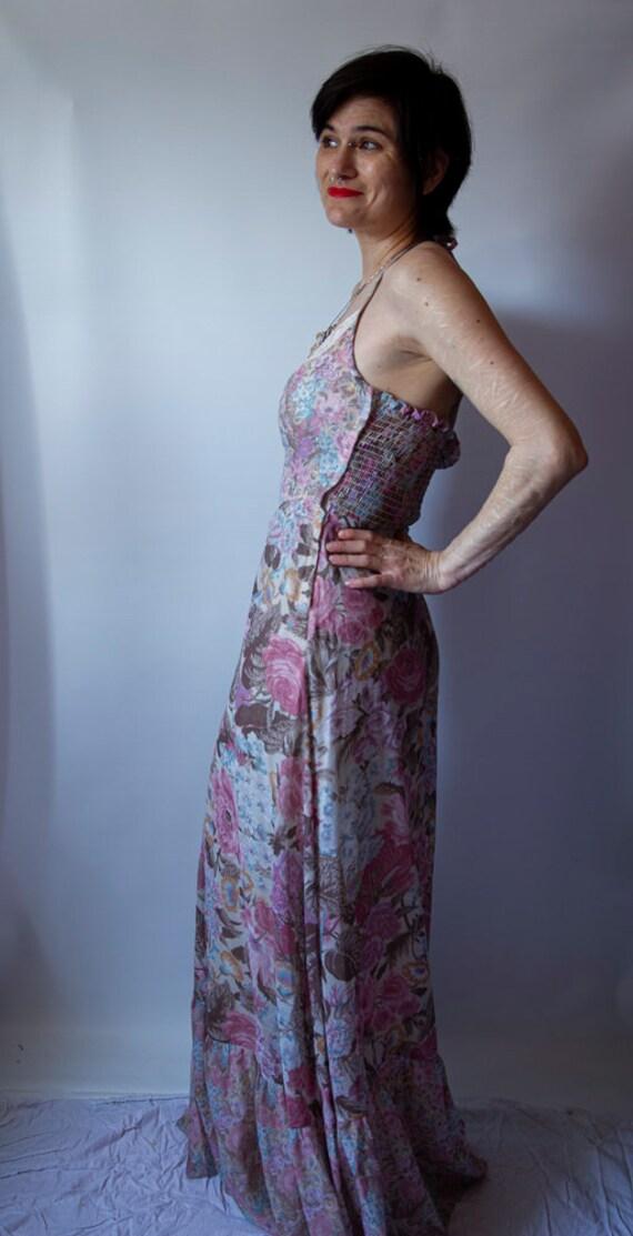 1970's Gunne Sax style maxi dress - image 2