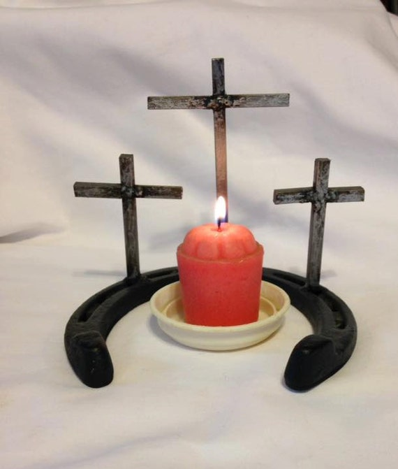 Crosses For Sale >> On Sale Horseshoe Cross Three Crosses At Calvary Christian Faith