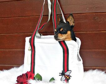 DOG CARRIER-HANDMADE-pet carrier- and hand bag-pet bags-pet carrier-beautiful and lovely dog carrier- comfortable pet carrier-cat carrier