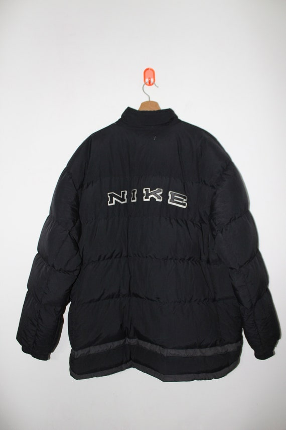 Sold Buy Double Xxl Don't 90's Size Jacket Vintage Nike Face Puffer rgrv5q0w