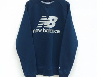 08a17cb207320 New Balance Sweatshirt / MEDIUM / WOMEN / Retro / Vintage Sweatshirt / New  Balance T Shirt / New Blance Jacket / Sweater / Pull Over