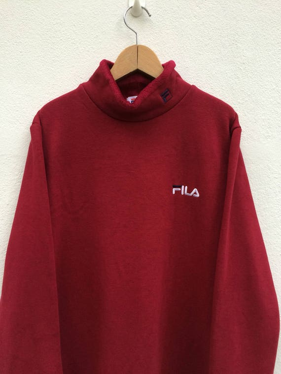 Fila Sweatshirt / Womens / MEDIUM Size / Retro / … - image 3