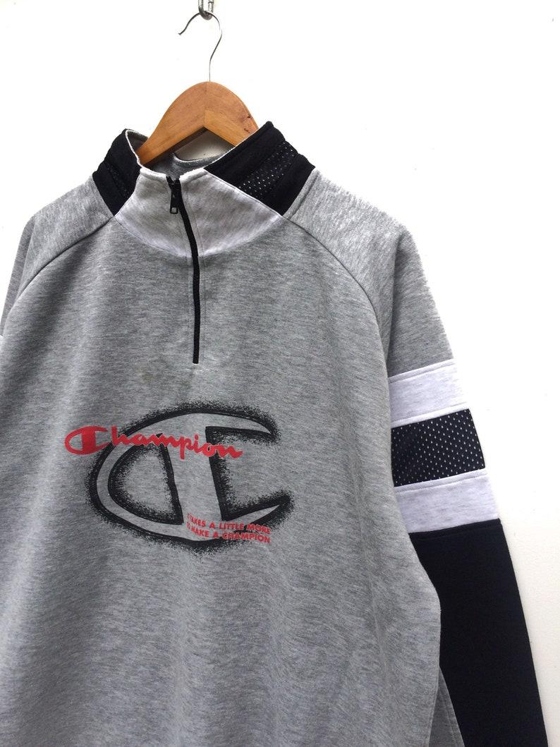 6c19f535b410 Vintage Champion Sweatshirt   MENS   XL   Jumper   Pull Over