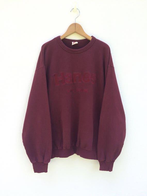 Vintage Hanes North Carolina Sweatshirt / Hanes T